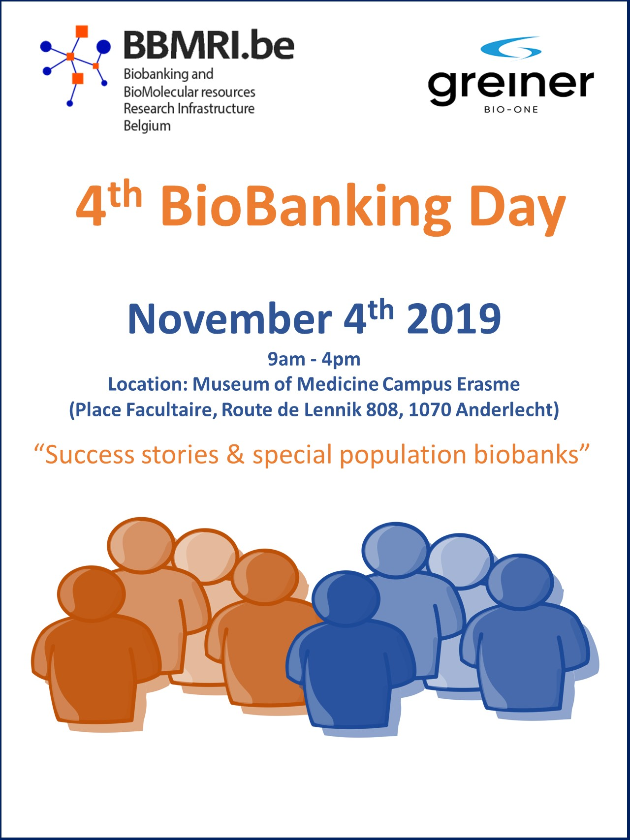 Register now for the 4th Biobank Day!
