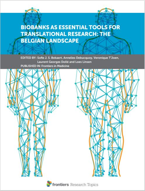 "E-book ""Biobanks as Essential Tools for Translational Research: The Belgian Landscape"""