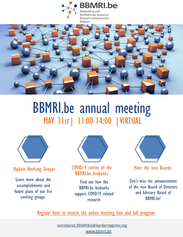 BBMRI.be annual meeting