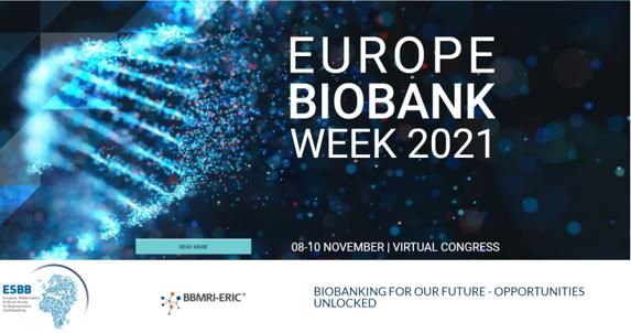 Europe Biobank Week 2021